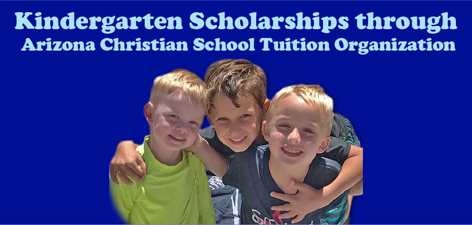 Kindergarten Scholarships